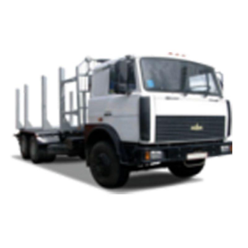 Сортиментовоз МАЗ-6303А8-326-050