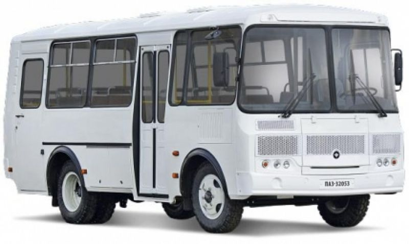 Автобус малого класса для городских и пригородных перевозок ПАЗ 32054