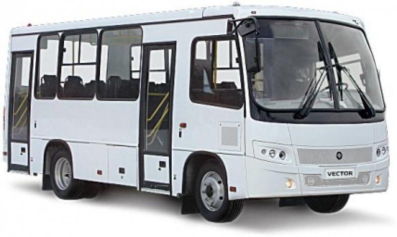 Автобус малого класса для городских и пригородных перевозок ПАЗ Вектор 7.1 (ПАЗ 320302)