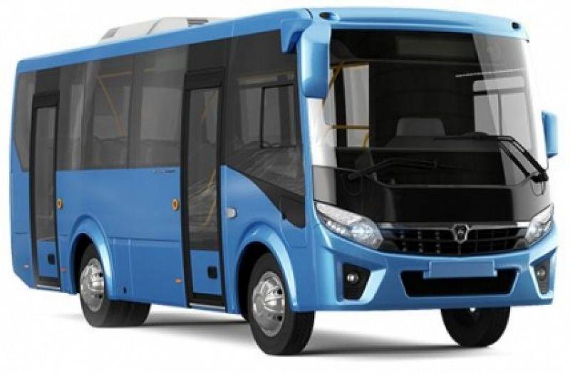Автобус малого класса для городских и пригородных перевозок ПАЗ Вектор Next (ПАЗ 320405)