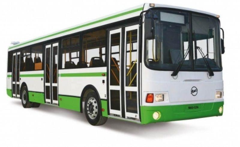 Автобус большого класса для городских перевозок ЛиАЗ 5256 городской