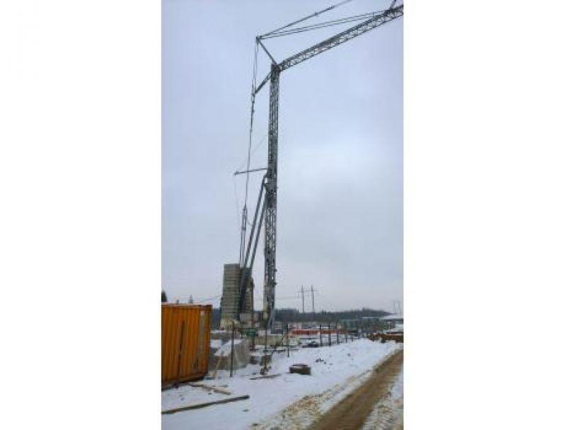Кран башенный Terex CBR-40H-4 2008 г.в.