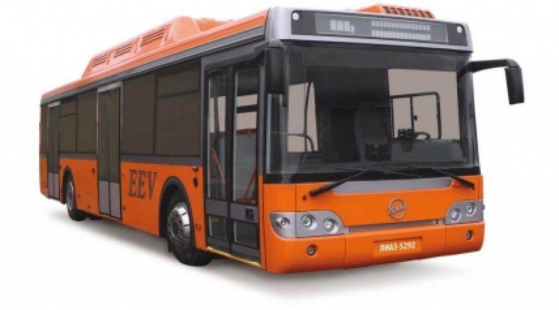 Низкопольный автобус большого класса для городских перевозок ЛиАЗ 5292