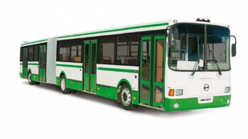 Автобус особо большого класса для городских  перевозок ЛиАЗ 6212