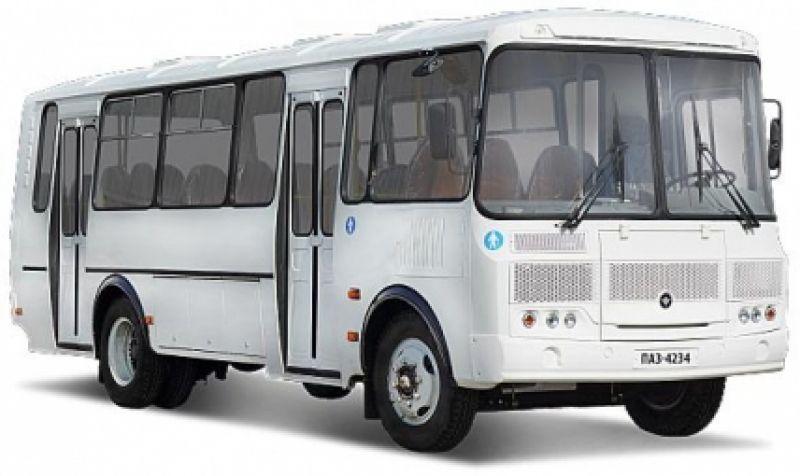 Автобус среднего класса для пригородных перевозок ПАЗ 4234