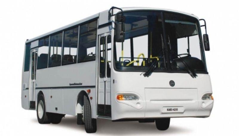 Автобус среднего класса для городских и пригородных перевозок КАВЗ-4235 «Аврора»