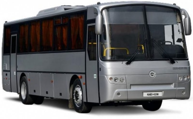 Автобус среднего класса для городских, пригородных и междугородних перевозок КАВЗ 4238 «Аврора»