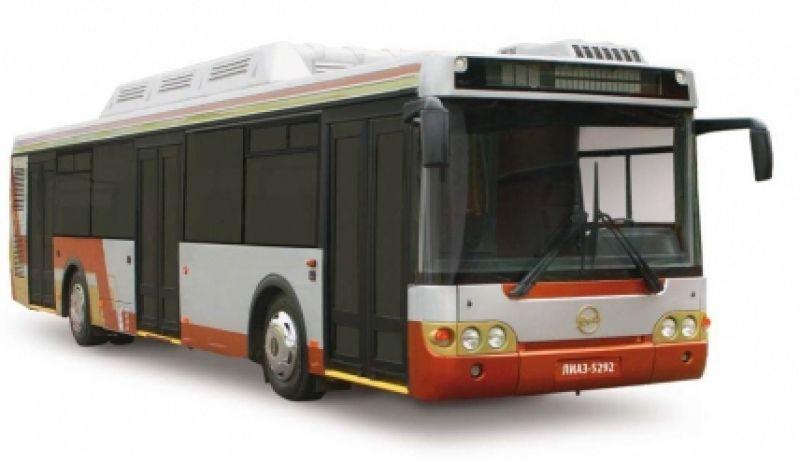 Низкопольный автобус большого класса для городских перевозок ЛИАЗ 5292 гибридный