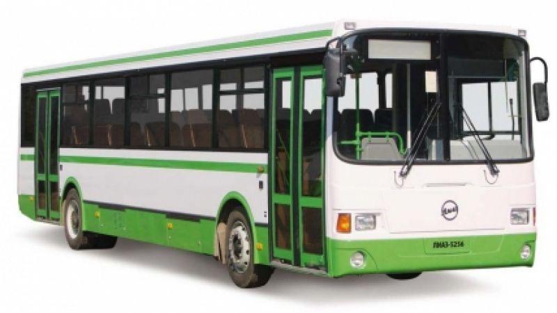 Автобус большого класса для пригородных перевозок ЛиАЗ 5256 пригородный