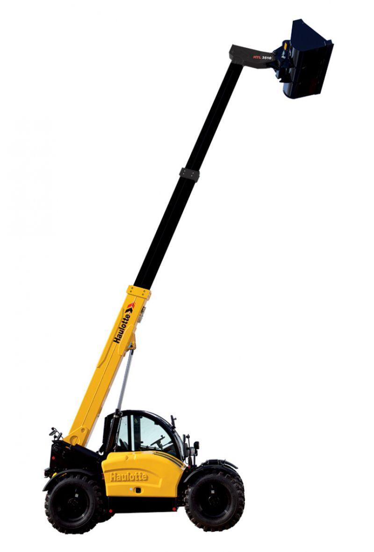 Погрузчик HTL3510 TIER III