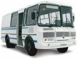 Автобус малого класса для специальных перевозок ПАЗ 32053-20